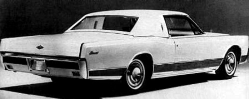 Image: 1966 Lincoln Continental Coronation Coupe Show Car