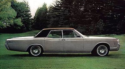1966 Lincoln Continental Production Numbers/Specifications