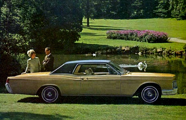 1968 Lincoln Continental Contents | AUTOMOTIVE MILEPOSTS