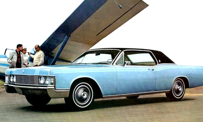 1968 lincoln continental optional equipment. Black Bedroom Furniture Sets. Home Design Ideas