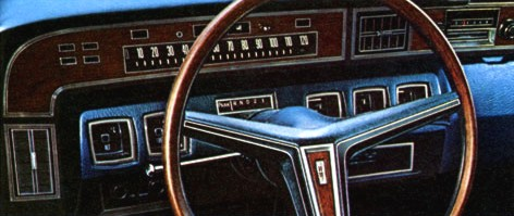 1972 Lincoln Continental Production Numbers Specifications