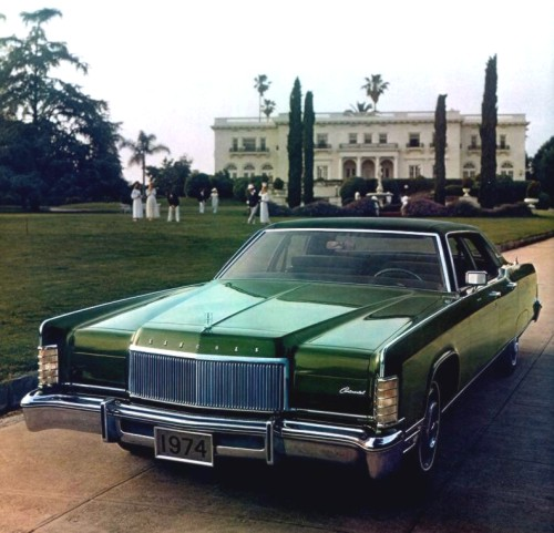 1974 Lincoln Continental Town Car And Town Coup 233