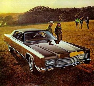 Image: 1970 Lincoln Continental