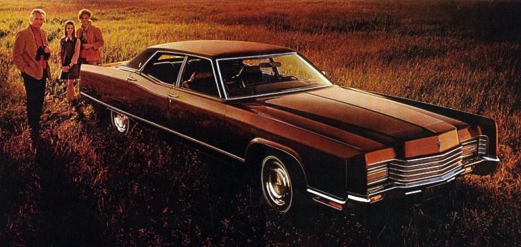 1970 lincoln continental automotive mileposts. Black Bedroom Furniture Sets. Home Design Ideas