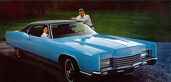 1970 Lincoln Continental Production Numbers Specifications