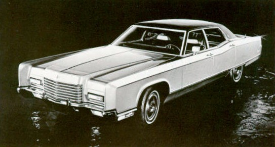 1971 lincoln continental golden anniversary town car. Black Bedroom Furniture Sets. Home Design Ideas