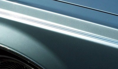 Image: 1979 Continental Mark V Collector's Series detail