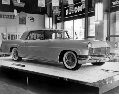 Image: 1956 Continental Mark II