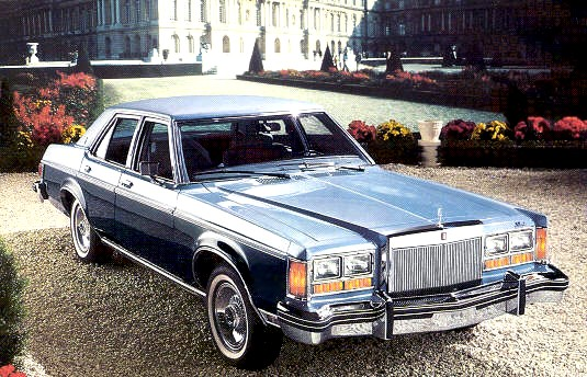 Image: 1977 Lincoln Versailles