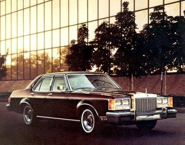 1977 Lincoln Versailles Optional Equipment