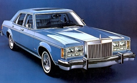 Image: 1978 Lincoln Versailles