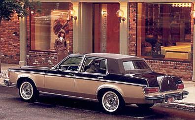 1979 Lincoln Versailles Paint Codes