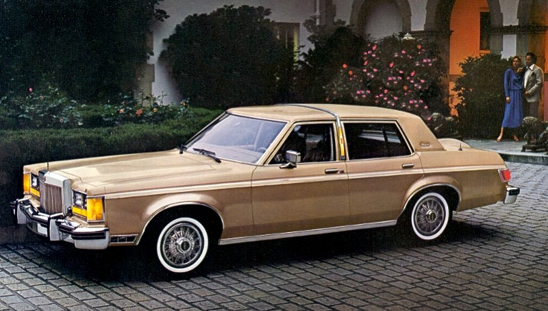Image: 1980 Lincoln Versailles
