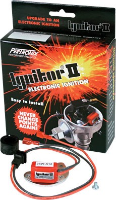 pertronix installation ford lincoln and mercury image pertronix ignitor image pertronix ignitor ii