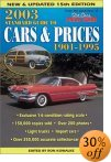 2003 Standard Guide to Cars & Prices: Prices for Collector Vehicles 1901-1995