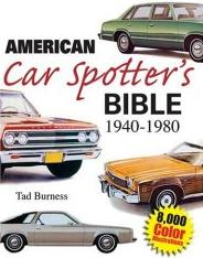 American Car Spotter's Bible 1940-1980