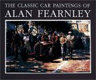 Classic Car Paintings of Alan Fearnley