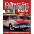Collector Car Restoration Bible