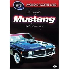 The Complete Mustang 40th Anniversary