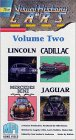 The Visual History of Cars - Volume Two: Lincoln, Cadillac, Mercedes Benz, and Jaguar