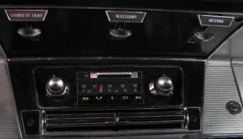 1964 Buick Riviera Optional Equipment