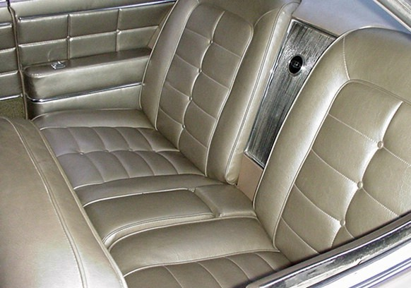 1964 Buick Riviera Interior Trim