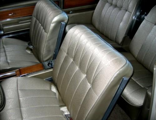 1965 Buick Riviera Interior Trim
