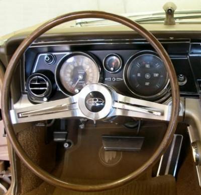 1965 Buick Riviera Optional Equipment