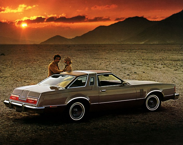 1977 Ford Thunderbird Paint Codes