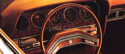 1977 Ford Thunderbird Contents Automotive Mileposts