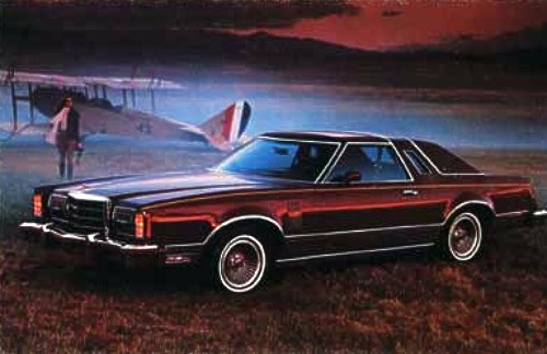 1979 Ford Thunderbird Production Numbers Specifications