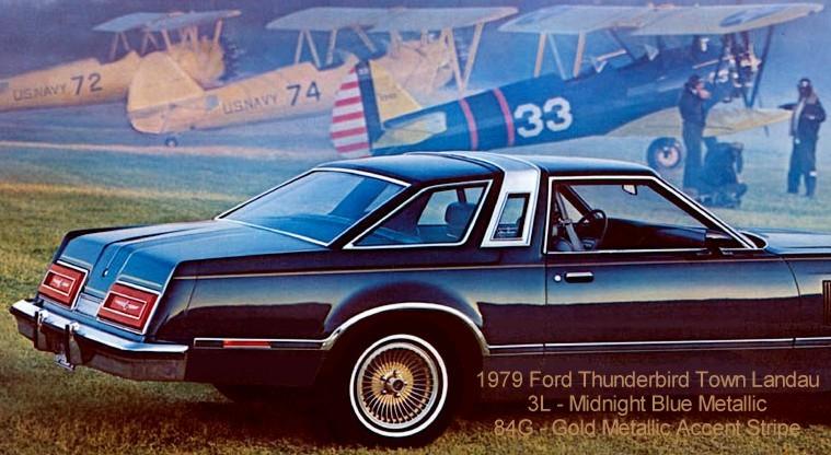 Image 1979 Ford Thunderbird Town Landau