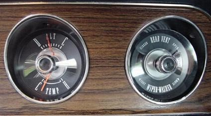 1967 1971 ford thunderbird and 1969 1971 continental mark iii amp  1967 1971 ford thunderbird and 1969 1971 continental mark iii amp gauge repair