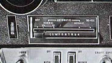 1966 Oldsmobile Toronado Optional Equipment