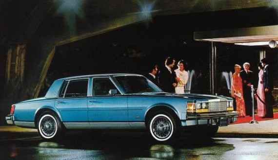 1979 Cadillac Seville Contents | AUTOMOTIVE MILEPOSTS