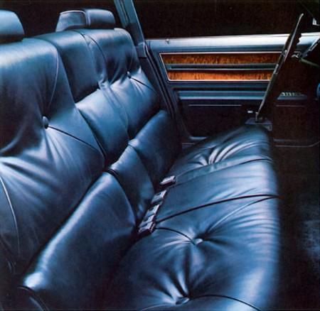 1970 Cadillac Interior Trim