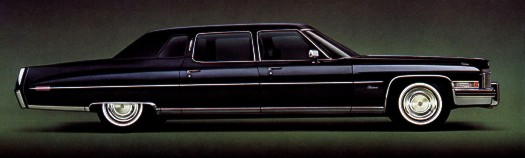 1973 Cadillac Production Numbers Specifications