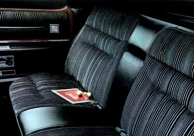 1974 Cadillac Interior Trim