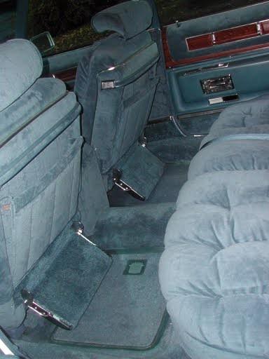1976 Cadillac Interior Trim