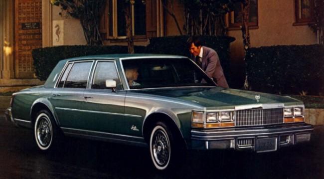 1978 Cadillac Seville Contents Automotive Mileposts