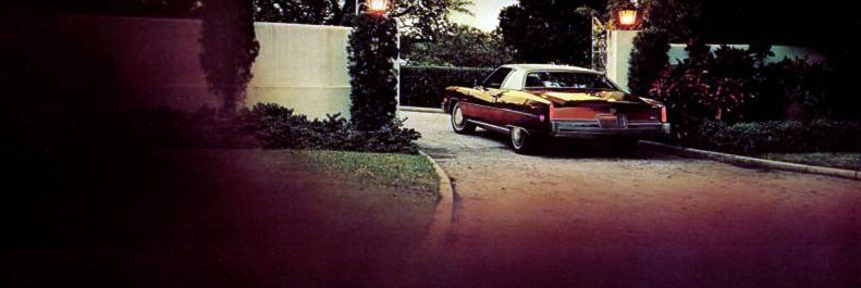 Automotive Paint Colors >> 1973 Cadillac Eldorado Paint Codes