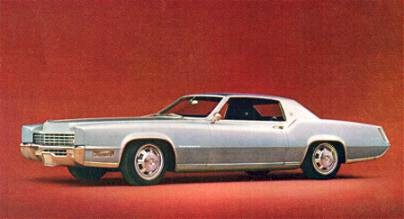 1967 Cadillac Eldorado Contents | AUTOMOTIVE MILEPOSTS