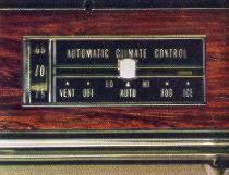 Automatic Climate Control | AUTO BREVITY