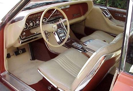 1965 Ford Thunderbird Special Landau The Story Of One Car