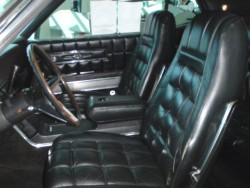 1970 Ford Thunderbird Interior Trim