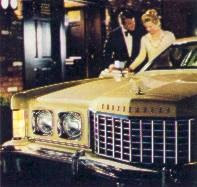 1974 Ford Thunderbird Production Specifications