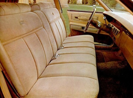 Car Paint Colors >> 1973 Lincoln Continental Town Car and Town Coupé